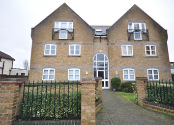 Thumbnail 2 bed flat to rent in Meadow Road, Hadleigh, Benfleet