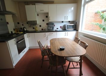 Thumbnail 5 bed end terrace house to rent in Welford Road, Clarendon Park, Leicester