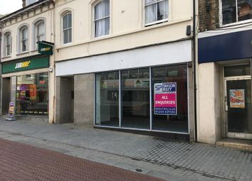 Thumbnail Retail premises to let in Bank Street, Ashford, Kent