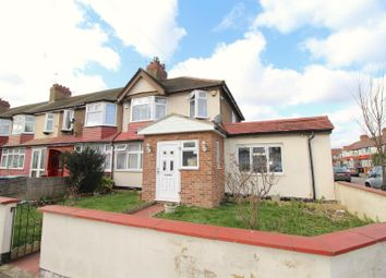 Thumbnail 4 bed end terrace house for sale in Hyde Way, Edmonton