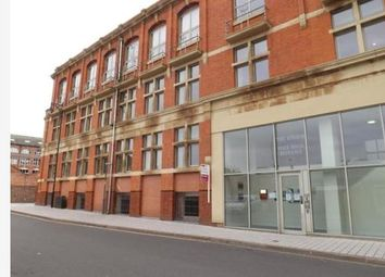 Thumbnail 2 bed flat to rent in Morledge Street, Leicester