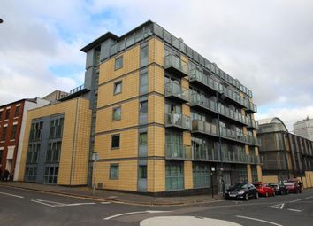 Thumbnail 1 bed flat for sale in Holliday Street, Birmingham