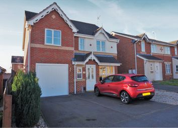 Thumbnail 5 bed detached house for sale in Darien Way, Thorpe Astley, Leicester