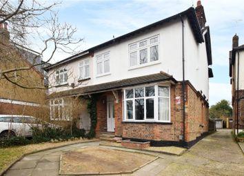 Thumbnail 3 bed flat for sale in Bushey Grove Road, Bushey, Hertfordshire