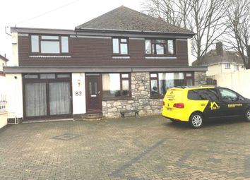 Thumbnail 5 bed detached house to rent in South Road, Penarth