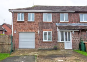 Thumbnail 4 bed semi-detached house for sale in Turner Avenue, Cranbrook