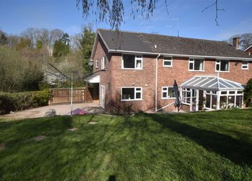 The Swallow, Ledbury, Herefordshire HR8. 4 bed semi-detached house for sale