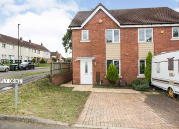 Thumbnail 2 bed semi-detached house for sale in Dragonfly Drive, Coventry