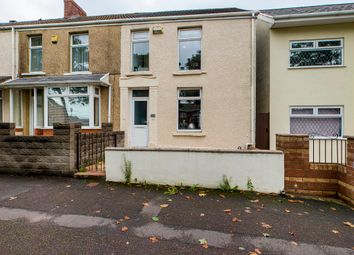 Thumbnail 3 bed end terrace house for sale in Station Road, Fforestfach, Swansea