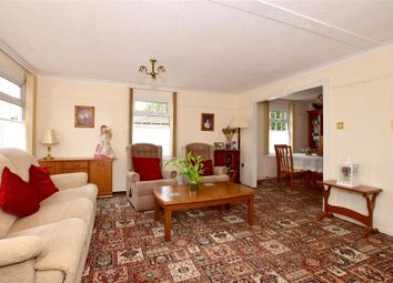 Thumbnail 2 bed mobile/park home for sale in Yew Tree Park Homes, Charing, Ashford, Kent