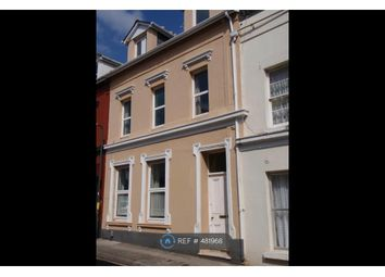 Thumbnail 3 bed flat to rent in New Street, Paignton