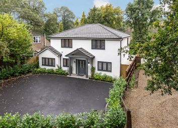 Thumbnail 5 bed detached house for sale in Norfolk Farm Road, Woking