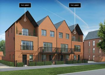 """Thumbnail 3 bedroom property for sale in """"The Abbey"""" at Andover Road North, Winchester"""