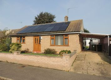 Thumbnail 3 bed detached bungalow for sale in North Lawn, Southery, Downham Market