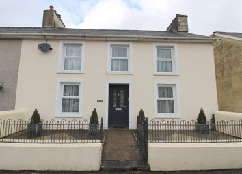 Thumbnail 4 bed semi-detached house for sale in Station Terrace, Llanybydder