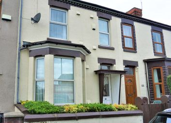Thumbnail 3 bed terraced house for sale in Ewart Road, Liverpool