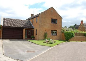 Thumbnail 4 bed detached house for sale in Priestwell Court, East Haddon, Northampton