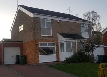 Thumbnail 3 bed property to rent in Beaulieu Close, Kidderminster