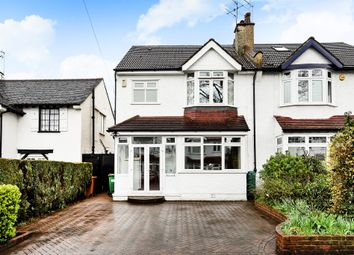 Thumbnail 5 bed semi-detached house for sale in Osmond Gardens, Wallington