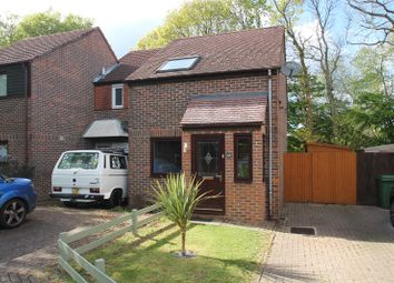 Thumbnail 2 bed end terrace house for sale in Orbit Close, Walderslade Woods, Kent