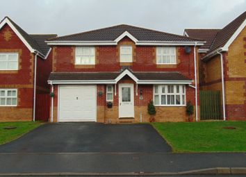 Thumbnail 4 bed detached house for sale in Maes Ty Gwyn, Llangennech, Llanelli