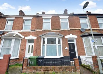 Thumbnail 2 bed terraced house to rent in Oakfield Road, Exeter, Devon
