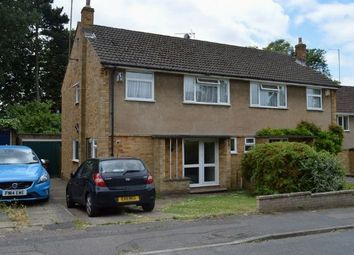 Thumbnail 3 bed semi-detached house for sale in Pinetrees, Weston Favell, Northampton