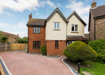 Thumbnail 4 bed detached house for sale in Peel Place, Clayhall, Ilford