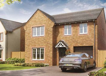 Thumbnail 4 bedroom detached house for sale in Plot 9, The Eynsham, Meadowbrook, Durranhill, Carlisle