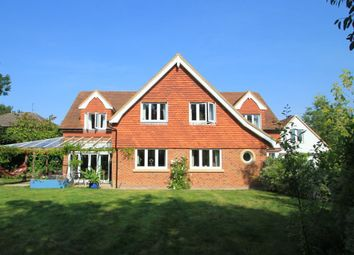 Thumbnail 4 bed detached house for sale in Causton Road, Cranbrook, Kent