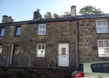 Thumbnail 2 bed terraced house for sale in Tan Y Graig, Rhyd Ddu, Caernarfon