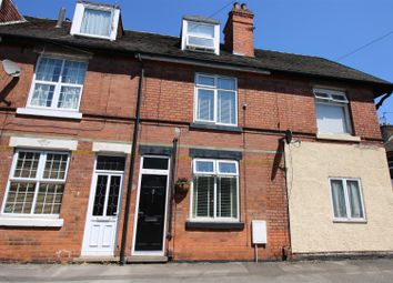 Thumbnail 2 bed terraced house for sale in Asper Street, Netherfield, Nottingham
