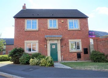 Thumbnail 3 bed detached house for sale in Yoxall Drive, Liverpool