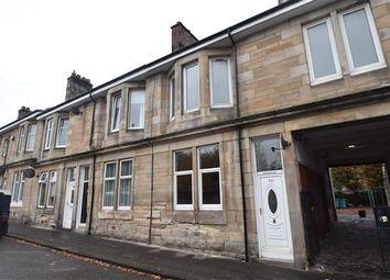 Thumbnail 1 bed flat for sale in Gartuck Street, Coatbridge