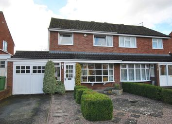 Thumbnail 3 bedroom semi-detached house for sale in Gilpin Road, Admaston, Telford, Shropshire