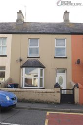 Thumbnail 3 bed terraced house for sale in Greenfield Terrace, Holyhead, Anglesey