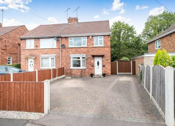 Thumbnail 3 bed semi-detached house for sale in Wilberforce Road, South Anston, Sheffield