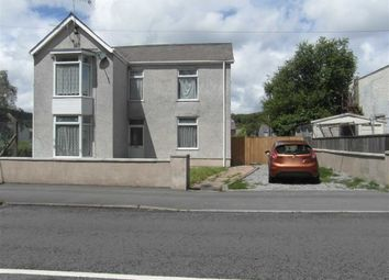 Thumbnail 3 bed detached house for sale in Pontardawe Road, Swansea