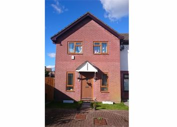 Thumbnail 3 bedroom end terrace house for sale in Cwrt Cilmeri, Morriston, Swansea, West Glamorgan