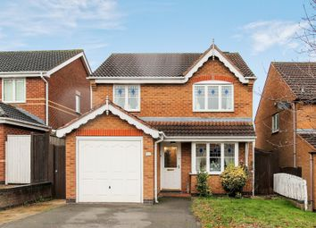 Thumbnail 3 bed detached house for sale in Highgate, Ashby-De-La-Zouch