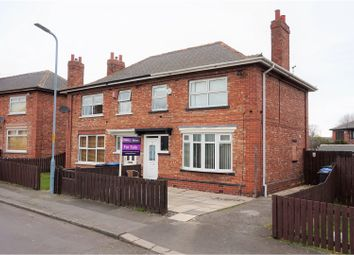 Thumbnail 3 bedroom semi-detached house for sale in Regent Road, Beechwood, Middlesbrough