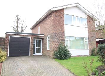 Thumbnail 4 bed detached house for sale in Gascoigne Drive, Henley, Ipswich, Suffolk