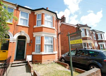 Thumbnail 4 bed semi-detached house for sale in Felixstowe Road, Ipswich