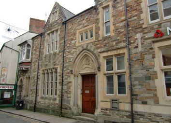Thumbnail 1 bed flat to rent in 14-16 Westgate Street, Launceston, Cornwall