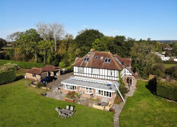Thumbnail 7 bed detached house for sale in Reigate Road, Sidlow, Reigate, Surrey