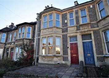 Thumbnail 3 bed terraced house for sale in Wellington Hill, Horfield