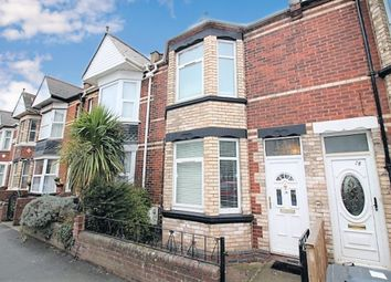 4 bed terraced house for sale in Bonhay Road, Exeter EX4