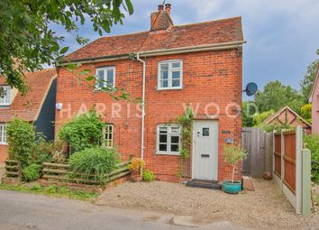Thumbnail 2 bed semi-detached house for sale in The Heath, Dedham, Colchester