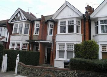 Thumbnail 2 bed flat to rent in New River Crescent, Palmers Green, London