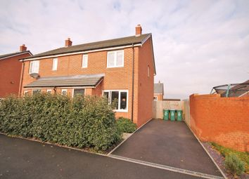 3 bed semi-detached house for sale in Mitchinson Walk, Coventry CV6